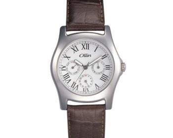 원형 멀티 손목시계