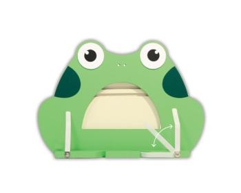 개구리 원목독서대 L-900