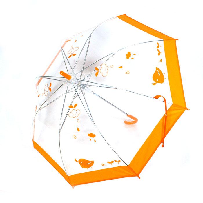 55병아리밴드 투명우산