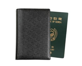 [이태리산소가죽]비즈 여권지갑