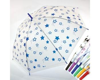 [어린이우산]슈팅스타 eva 우산