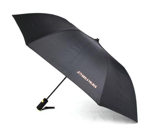 아놀드파마 2단 자동 솔리드골드 우산
