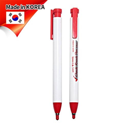 채점노크색연필3.8(국산)