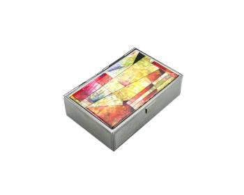 자개담배케이스-조각보2