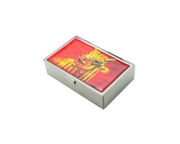 자개담배케이스-황소