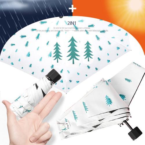 5단 수동 암막 양우산 - 그린트리