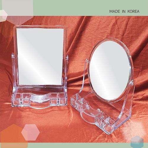404/405-투명 양면 탁상거울