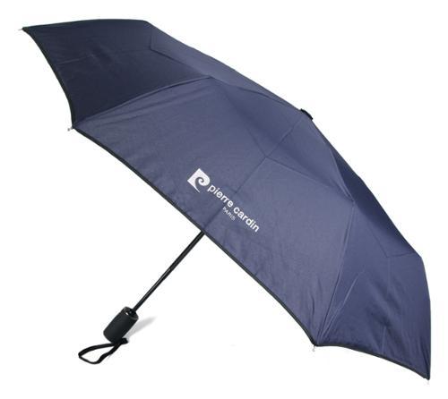 피에르가르뎅 3단 완전자동 엠보바이어스 우산