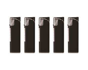 하나로 신형슬림 흑색라바 라이터 XHD-101