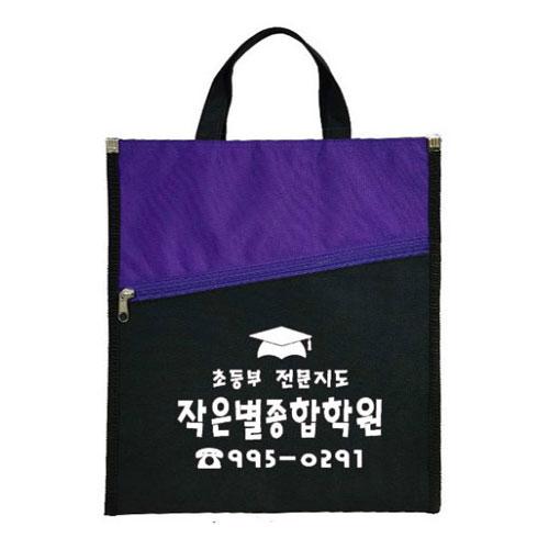 투톤보조가방_검정