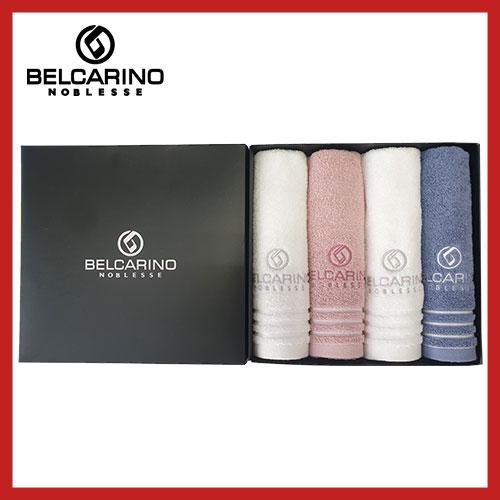 [벨카리노] 150g 면사타올 4P 멀티세트