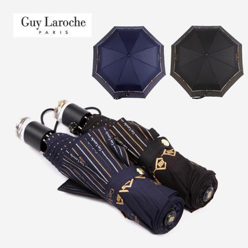 [기라로쉬] 세로라인보더 3단우산 기념우산 답례품