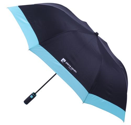 피에르가르뎅 2단 자동 컬러보더 우산