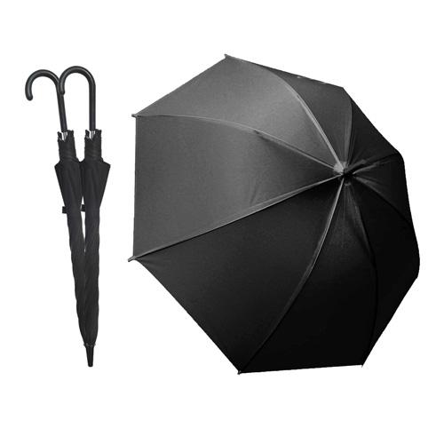 53 파스텔 EVA 반투명우산 블랙
