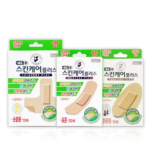 네오스킨케어플러스 일회용밴드(혼합형) [특판상품]