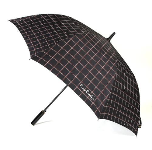피에르가르뎅70자동심플체크 장우산