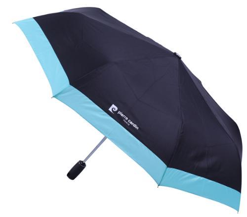피에르가르뎅 3단 완자동 컬러보더 우산