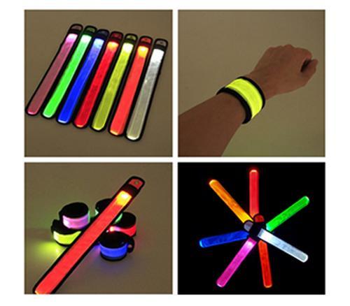 LED 야광 스포츠밴드 (암밴드)