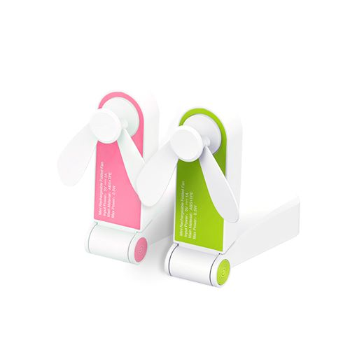 쿨 세이프티 날개 핸디형 탁상형 미니선풍기 FZ01