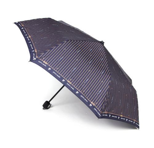 피에르가르뎅 3단 수동 마린스트라이프 우산