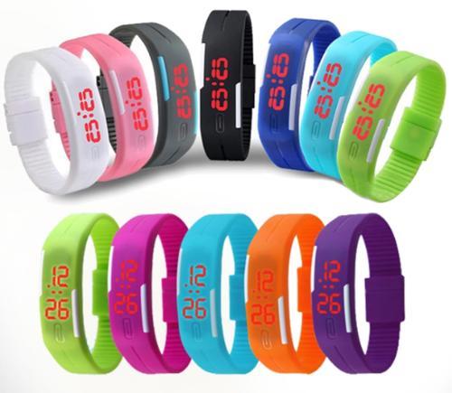 (BM-46) LED 스포츠시계 손목시계